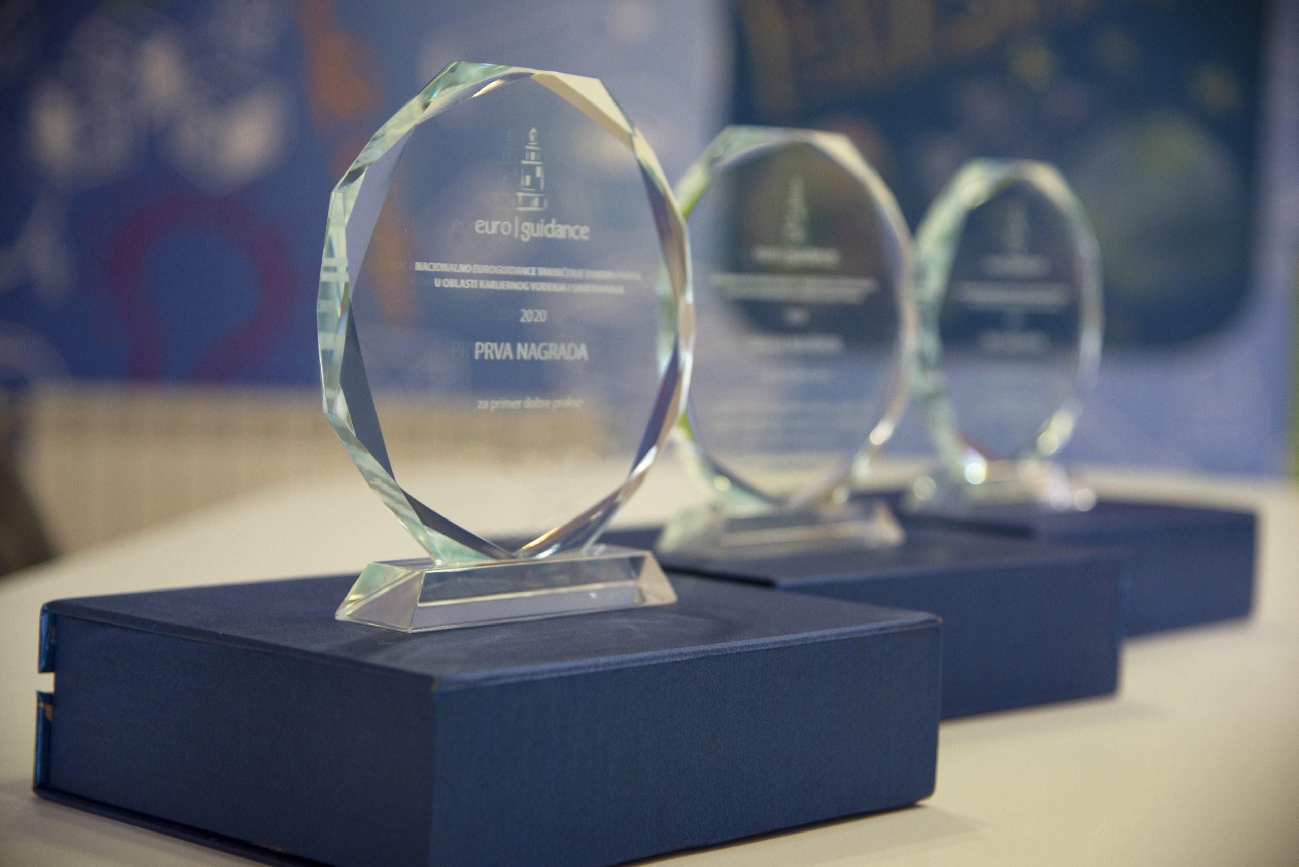 Резултати 5. националног Euroguidance такмичења у области КВиС